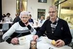 Inkeri och Sven Sohlström planerar att flytta från Pedersöre till bekvämare boende i Jakobstad.