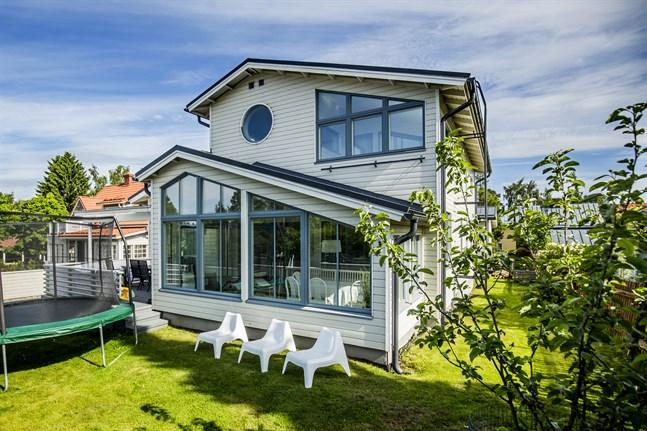 Huset på Brunnsvägen 11 är det fjärde dyraste huset till salu.