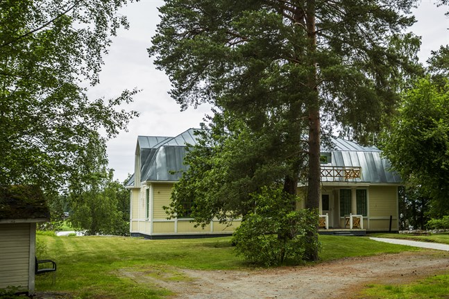 Myrgrundsvägen innehar det tredje dyraste huset till salu i Vasa.