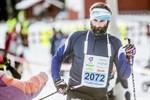 Tomas Kuchta från Tjeckien var troligen Botniavasans mest långväga deltagare i år.