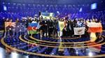 Vinnarna från semifinalen den 10 maj.